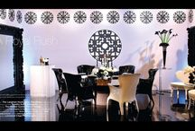 Photo Shoots / A collection of dramatically designed table settings. / by Revelry Event Designers