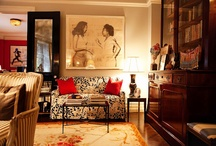 Decor: Eclectic & Bold / by Caro C