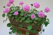 mini bloemen maken