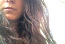 Me, hair, make up :)