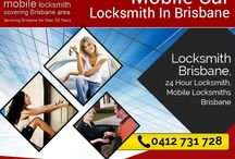 Brisbane Mobile Locksmith / Mobile Car Locksmith In Brisbane, Locksmith Brisbane