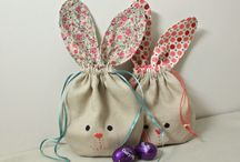 Easter sewing projects / Easter sewing patterns