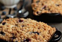 Food | Blueberries / by Jennifer Fowler