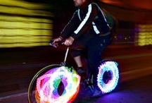 Favorite Bike Products! / We may be small, but we can get you all kinds of FUN bike stuff!  Lights, baskets, bags, bells & other bike bling.  So if it's not on the wall, no worries, we'll get it for you in just a day or so! / by Paul's Bicycle Repair