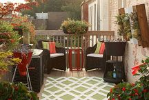 Spruce Up Those Decks! / Learn to design, build, and maintain your own backyard deck with these helpful tips and photographic inspiration from around the web.
