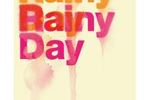 Cool windy days & Wet rainy streets