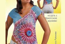 Knitting/Crochet - Women / Knitting And Crochet Patterns For Women