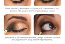 Eyes, Eyes, Baby... / Makeup tips for the eyes