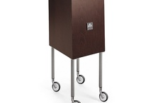 Salon Trolleys and Beauty Carts / Design Trolleys and Carts for Beauty Salons and Spas