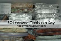 Lazy Freezer Meal Days =) / by Jesilyn Morrison