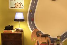 Boy Room Ideas / by Mia Vinson