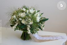 BRIDAL BOUQUET / Many different options for your bridal bouquet