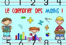 Fr -Math -Calendar