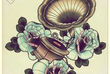 gramophone / tattoo
