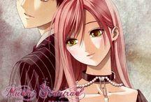 Anime/Manga / by Heather Schurer