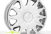 Starr Wheels & Starr Rims And Tires / Collection of Starr Rims & Starr Wheel & Tire Packages