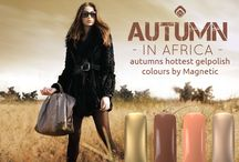 New Autumn Colour Collections