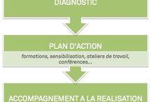 Conseil En Développement Durable / Solutions d'accompagnement, gestion de projet, diagnostic, sensibilisation et animation.