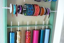 Craft, Wrapping Storage