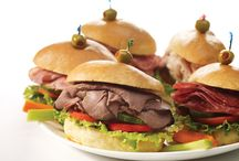 Sandwiches, Wraps & Panini / If you need a lunchtime meeting or corporate event catered, Select Sandwich has the solution you've been looking for. With delicious sandwiches, wraps and panini platters featuring various meats, vegetables, cheeses and more, you can't go wrong. Visit us online or Call the #Catering Hotline for delivery in the #Toronto, GTA and surrounding areas.  416-391-1244 TF: 1-866-567-5648 #TorontoCatering  #torontocaterer