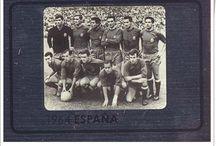 Selección Española 1963-64