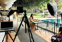 Tethered Photography Behind-the-Scenes
