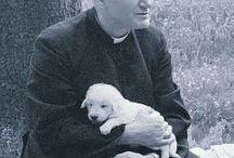 POPE  - PAPST - Saint father