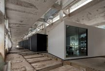 Office & Industrial interiors
