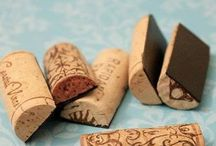 UpCycle DIY / Reclaim & reuse all things wine related! Bottles, casks, cases... Just one more reason wine makes the world a better place!