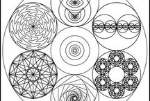 Sacred Geometry and Spirit Art / by Raven Bren