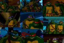 TMNT / The Teenage Mutant Ninja Turtles!!! I love Donatello <3