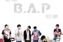 B.A.P / Kpop idol group