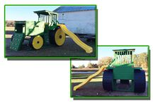 Tractors / Our Tractor Swing Sets