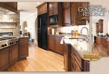 South Dakota Governor's Residence - Showplace Cabinets / Covington and  Woodbury Door Styles