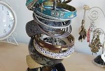 Genius jewellery organisation ideas