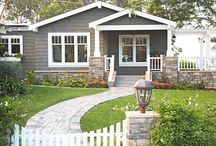 Change ideas for the outside of our house