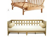 Rattan Daybeds