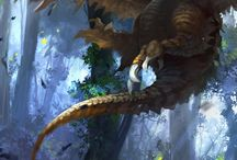Art: Draken / Dragons