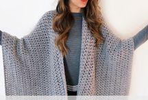 Poncho cape shawly blanket thing