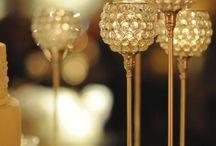 Dorado/Gold (Wedding decor)