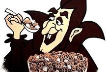 Monster Cereals