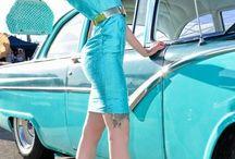 pin up vintage
