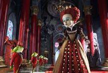 Tim Burton Alice in Wonderland