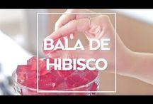 Bala de Ibisco.
