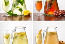 hot and cold beverages