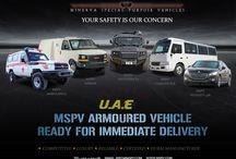 Best Armored Vehicles UAE
