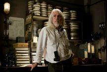 """Robert Richardson - Django Unchained & Kill Bill / Director de fotografía de películas como """"Malditos Bastardos"""" o """"Django desencadenado""""."""