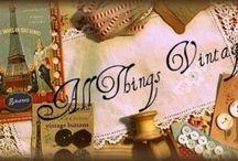 All things vintage