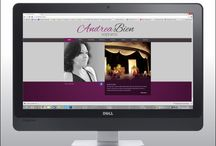 WEB DESIGN / Layouts para site, email marketing e mídias sociais