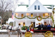 Winter / Winter is a special time in our little town. Come visit us and find out why.
